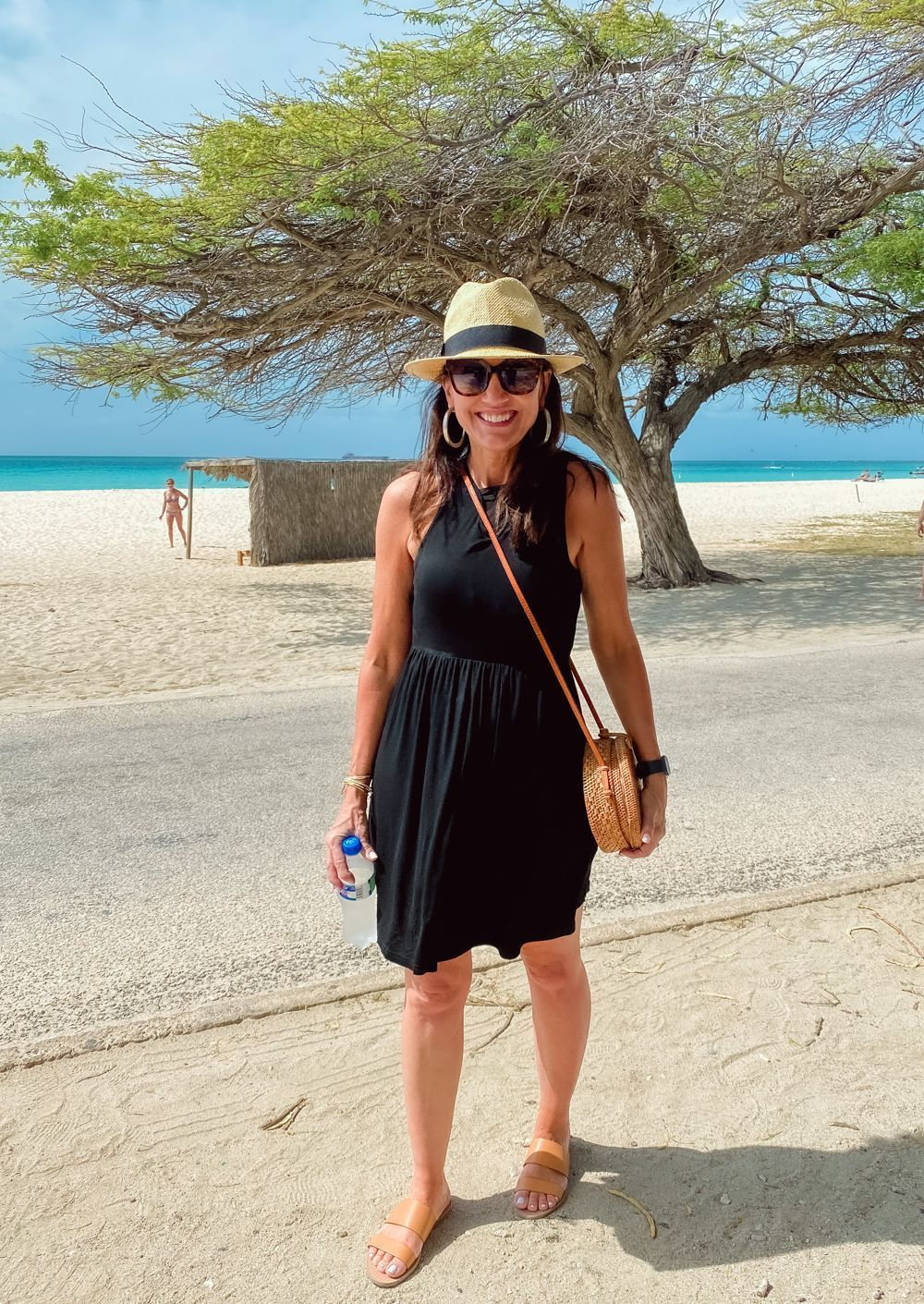 A Day in Aruba | summer outfits women over 40 beach cruise wear | beach wear