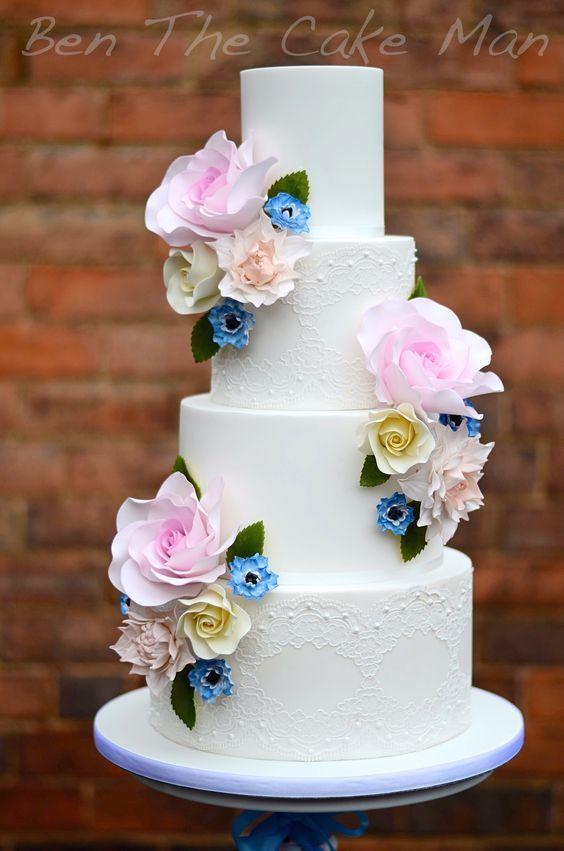 Ben The Cake Man Wedding Inspiration