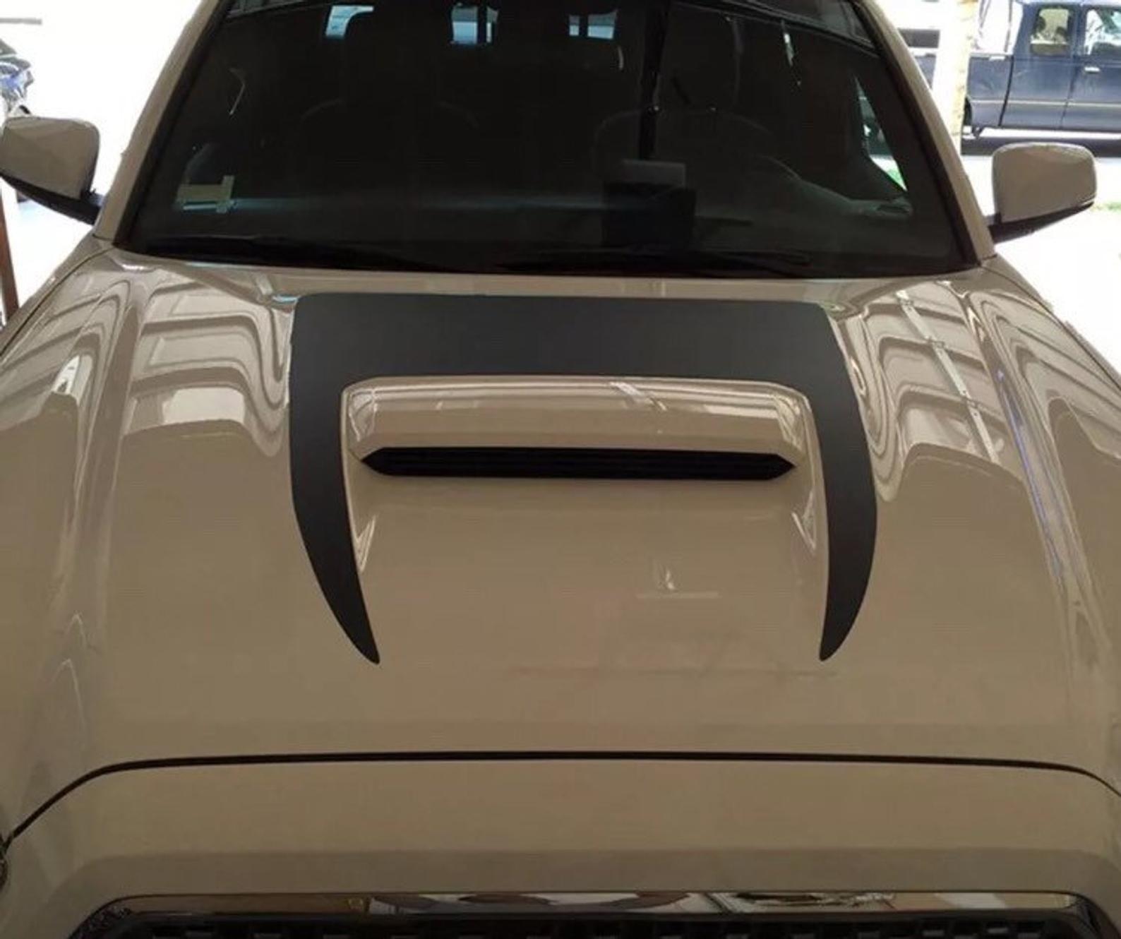 2015 to 2020 Toyota &4Runner Front Hood Scoop