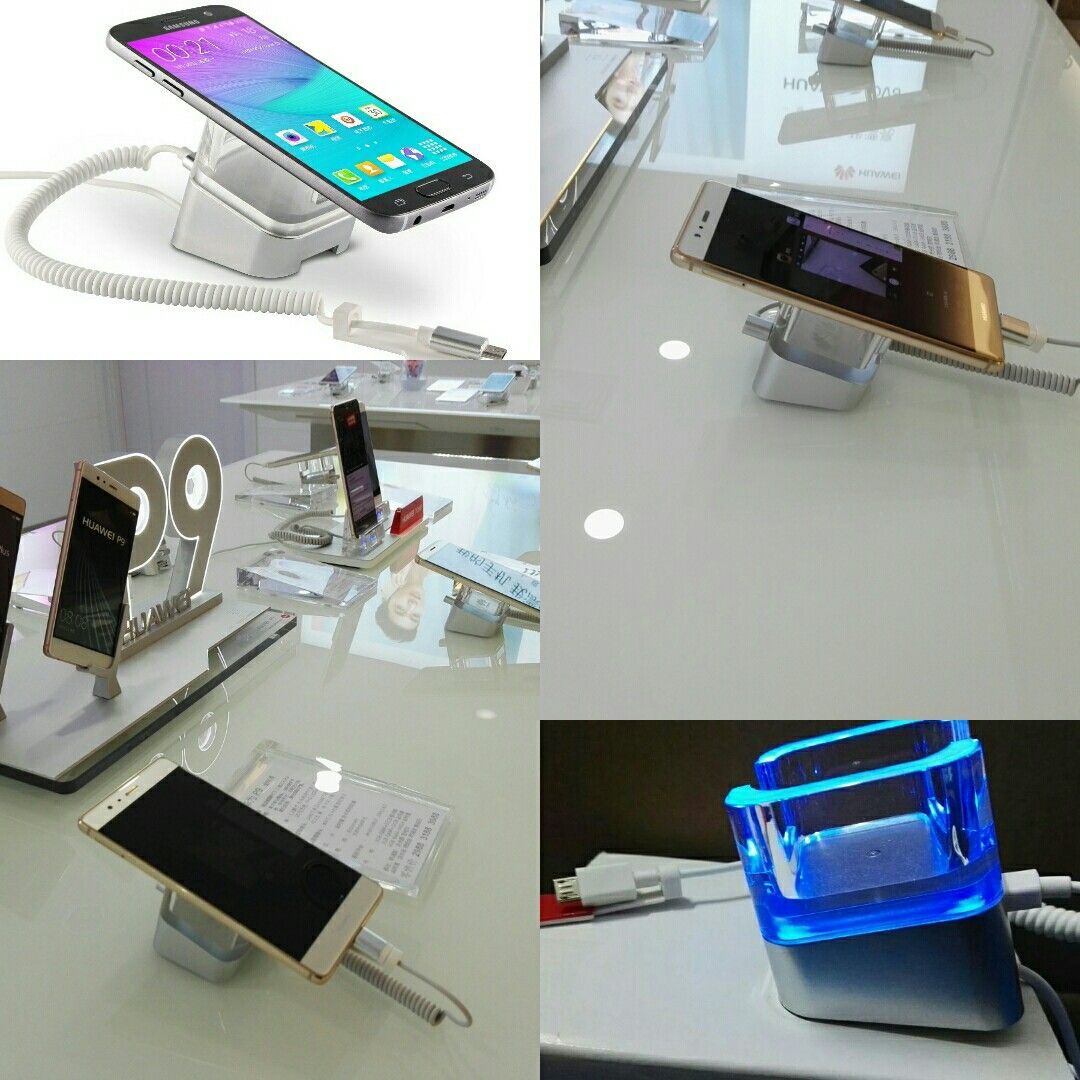 we supply antitheft display devices for phone open display
