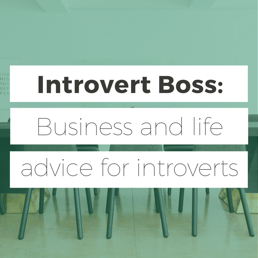 When you're an introvert, it's tempting to shove your fingers in your ears, put your head down, and keep to yourself. Follow this board to learn useful tips and practical advice for running a business and living life when you're an introvert.