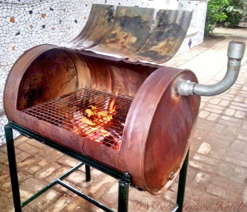How To Build Your Own BBQ Barrel Barrels