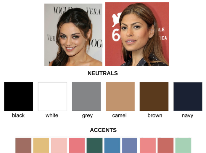 What's Your Power Color? How To Pick A Color Palette For ...