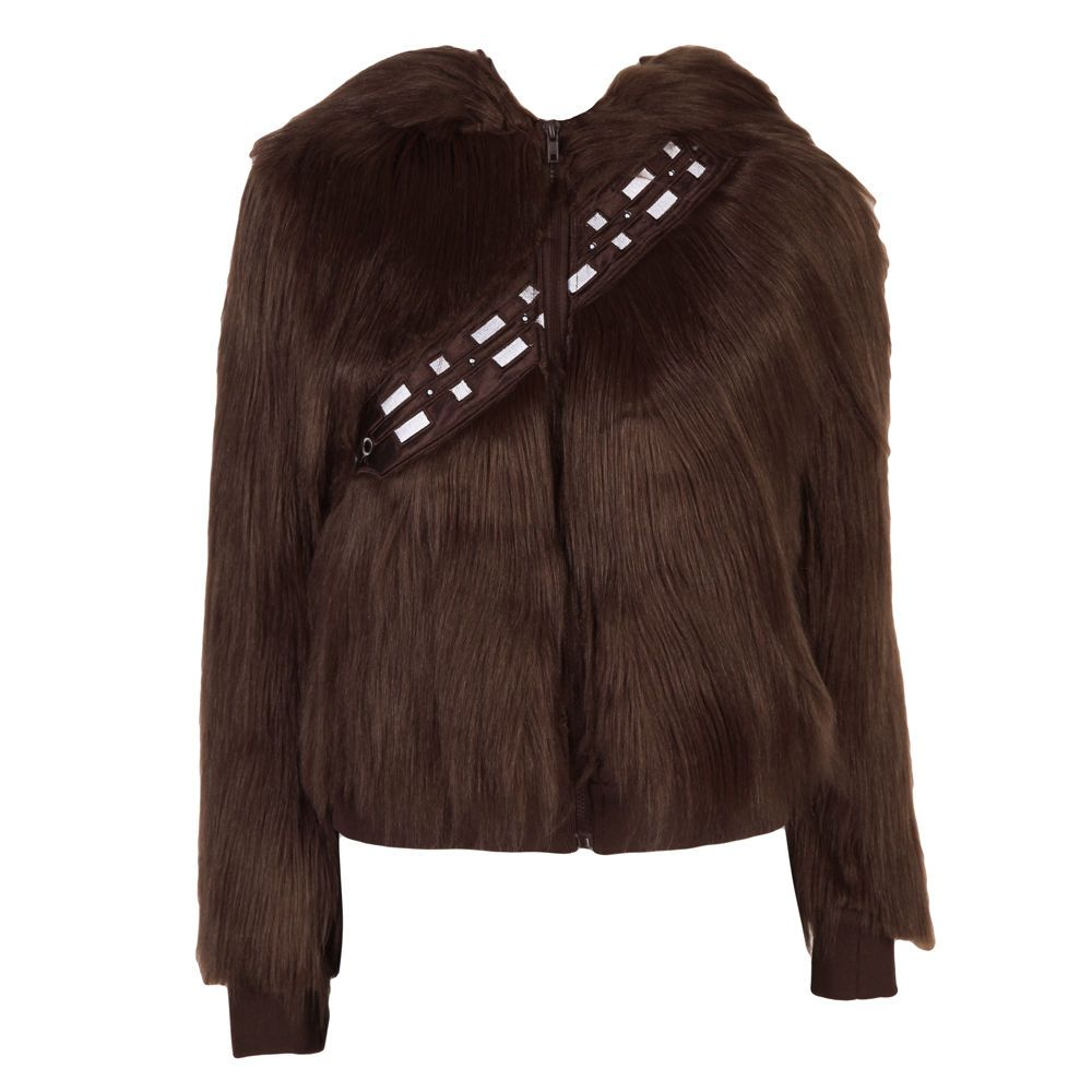 Star Wars I Am Furry Chewbacca Hoodie Licensed Women S Junior