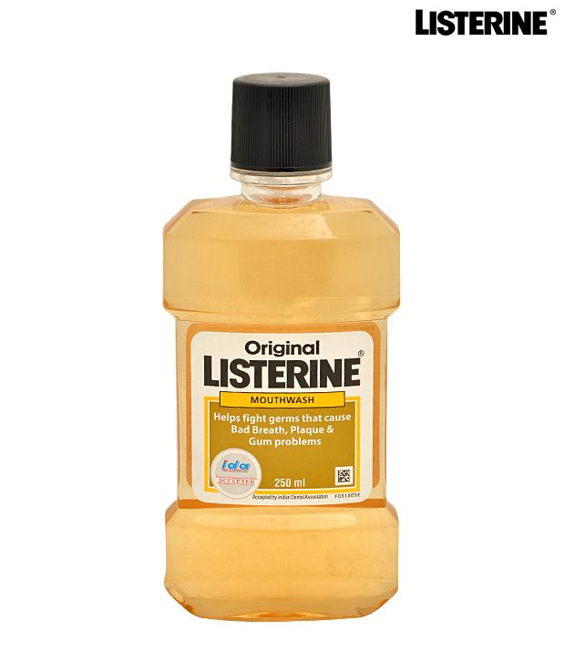 Listerine Mosquito Repellent. The best way of getting rid ...