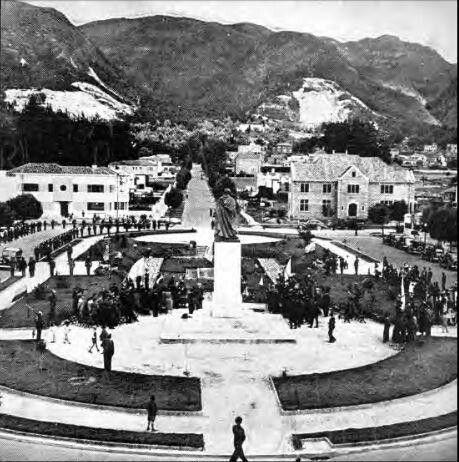Plaza juarez bogota