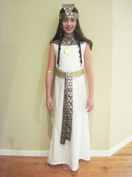 celebrate-green-cleopatra-costume-6 | kids | Pinterest ...