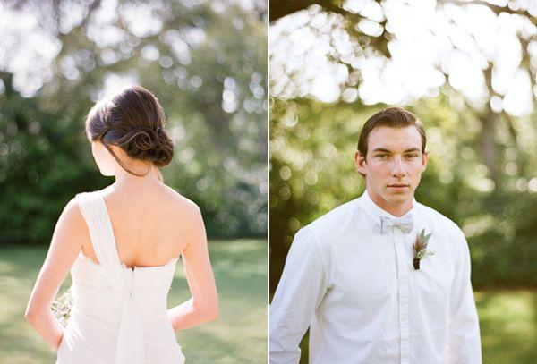 Once Wed Designer Weddings For Less One Shoulder Wedding Dressshoulder