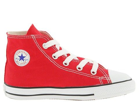 9619237f6bff Nacho libre outfit shoes Converse Kids Chuck Taylor® All Star® Core Hi  (Infant Toddler) Red - Zappos.com