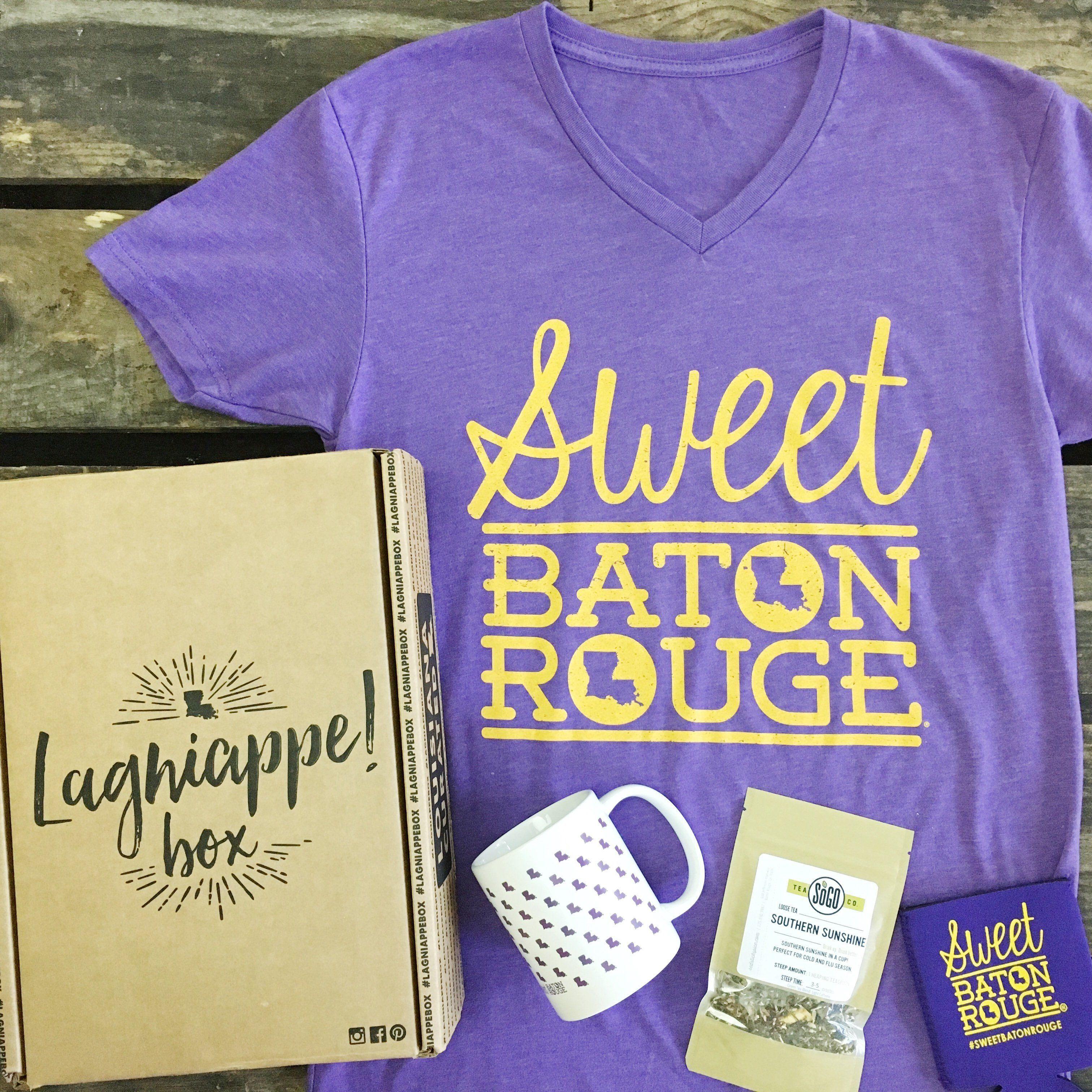 Gift sweet baton rouge lagniappe box louisiana gifts