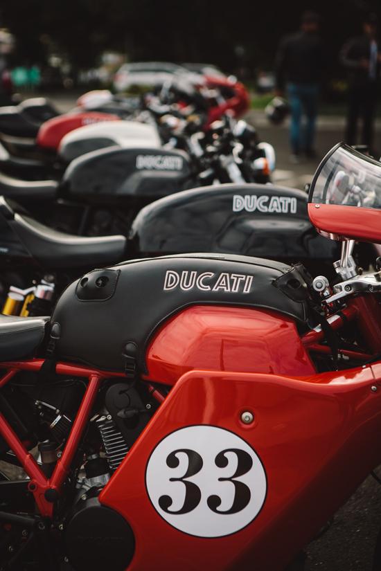 Ducati | Line em up