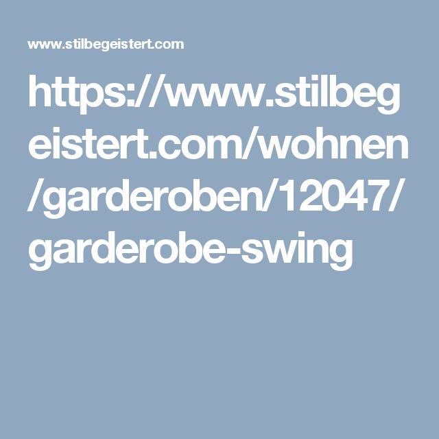 https://www.stilbegeistert.com/wohnen/garderoben/12047/garderobe-swing