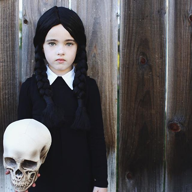 wednesday addams this is my favorite day rue penelope happy halloween halloweenhalloween costumeswednesday - Halloween Costumes Wednesday Addams