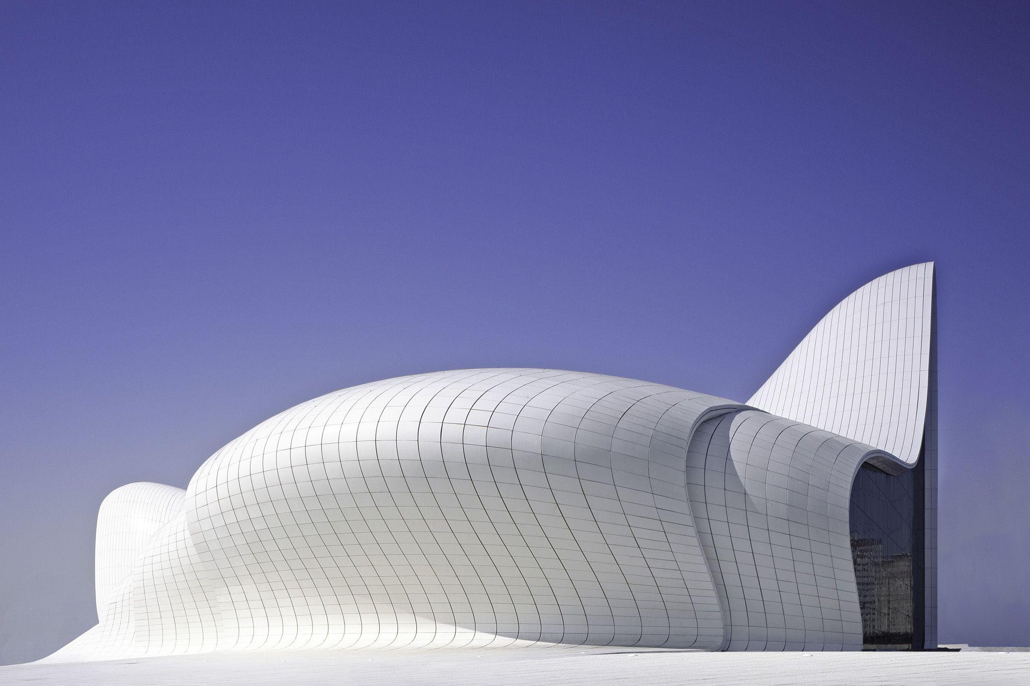 Heydar Aliyev Center Zaha Hadid Architects Zaha Hadid Zaha Zaha Hadid Architects