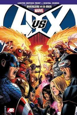YA) The Avengers and the X-Men - the two most popular super