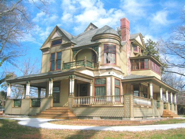 Historic House Colors Created The Color Scheme For Harper In Hickory North Carolina