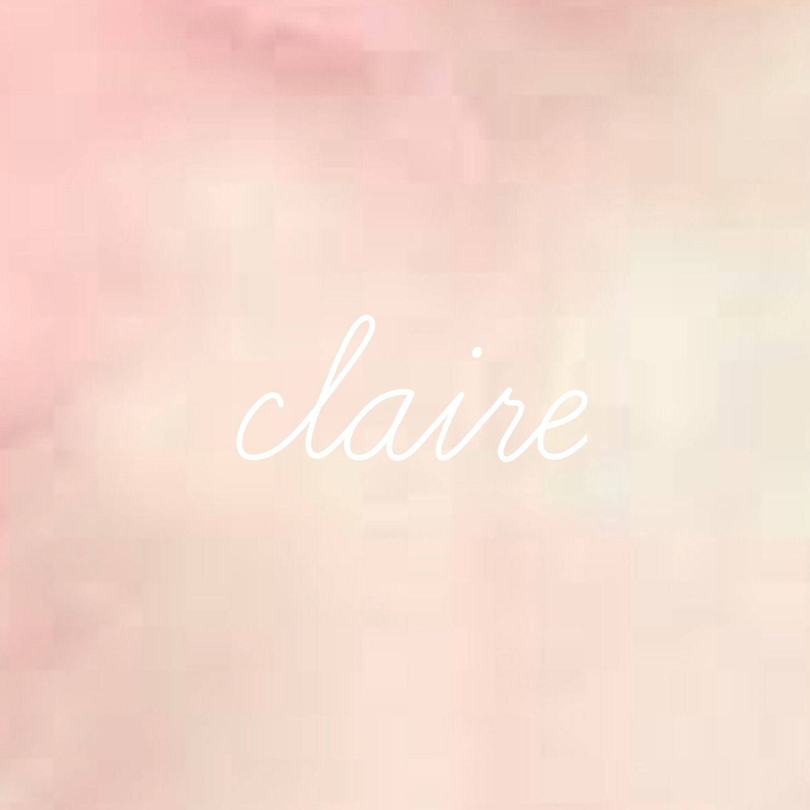 Classic Claire Name Wallpaper Claire Name Baby Names