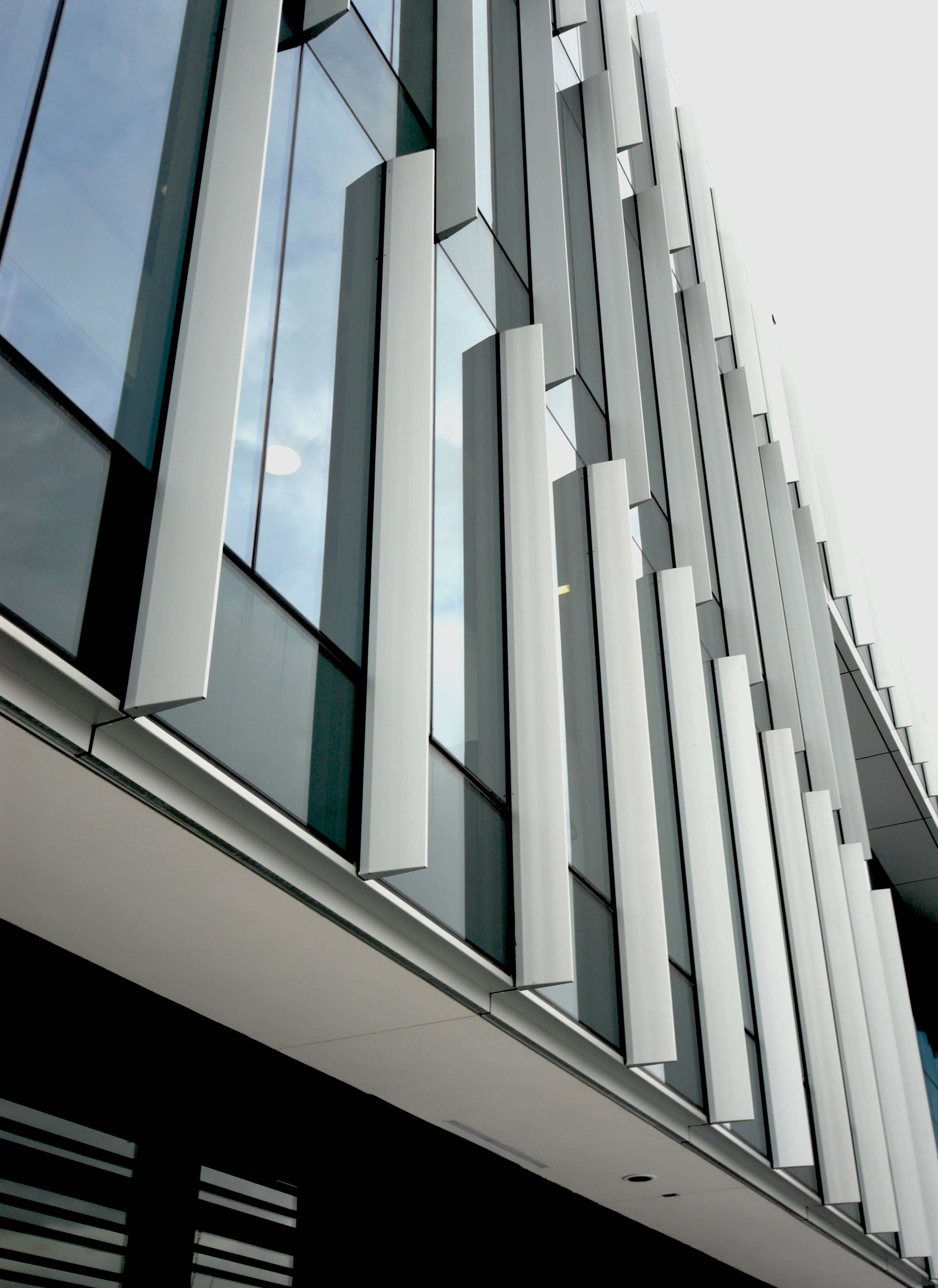 Wall Design Build Inc : Adobe utah louvers fins glass photo jessie robertson