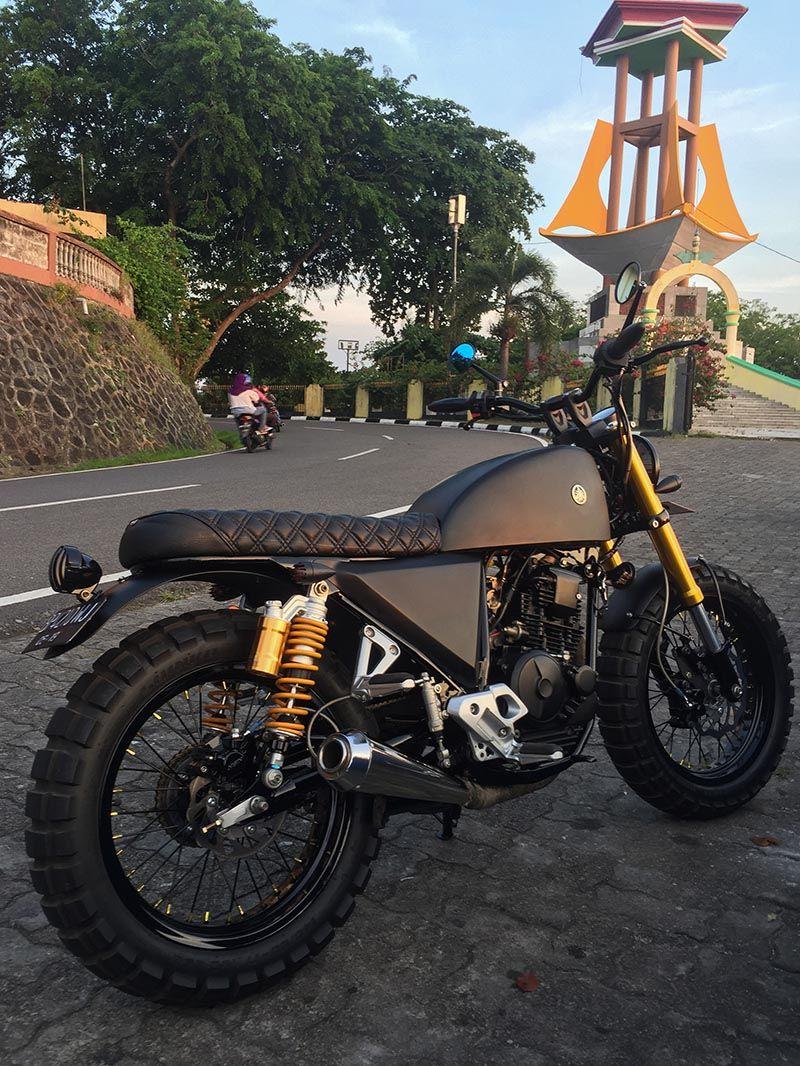 Bagong Rider Scorpio Tracker Dari Kep Riau Untuk Indonesia
