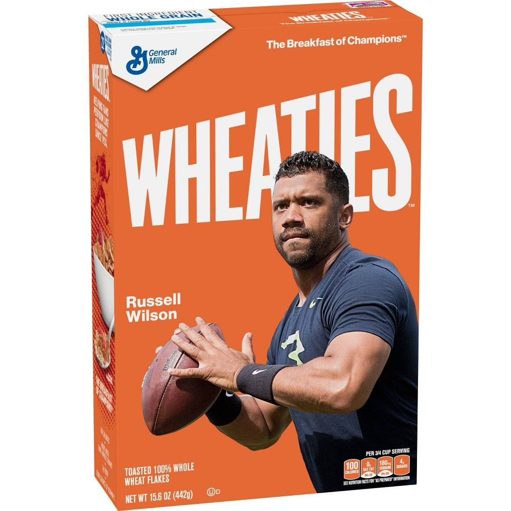 Wheaties Breakfast Cereal -15.6oz