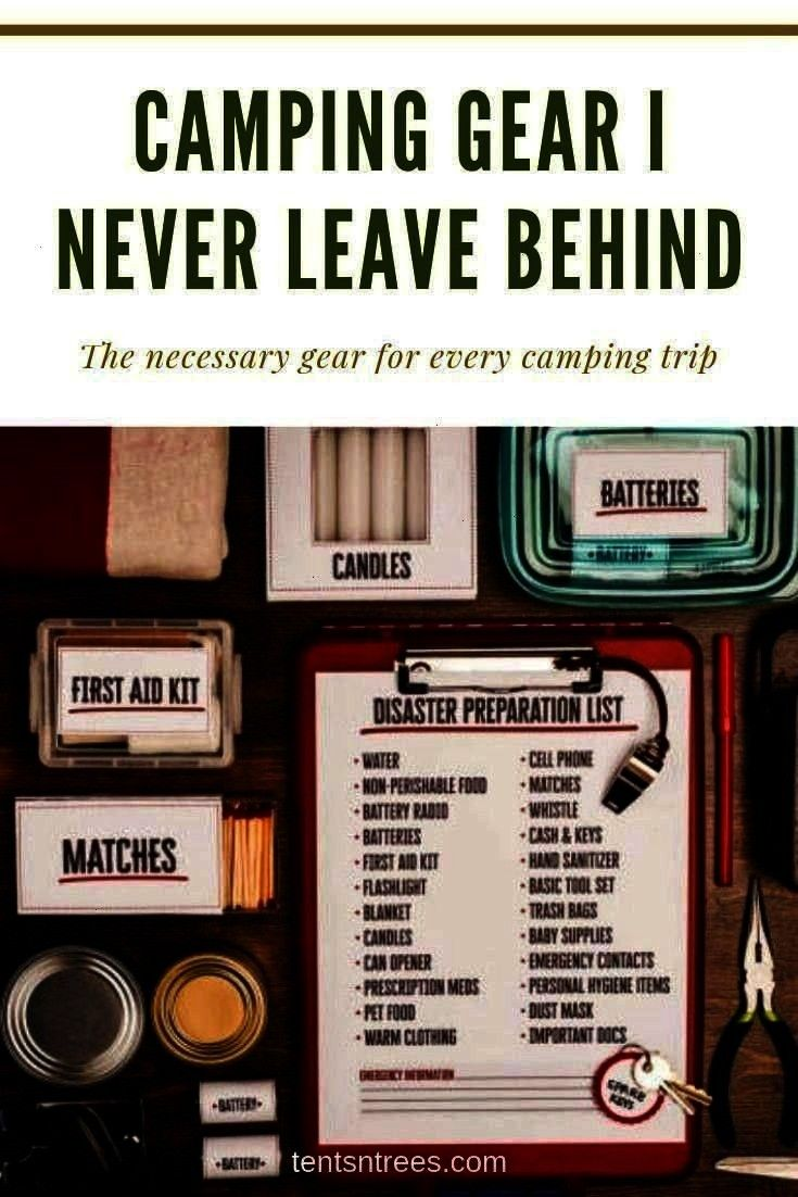 I never leave behind I make sure I bring all 10 items  This is the camping gear I never leave behind I make sure I bring all 10 items This is the camping gear I never lea...