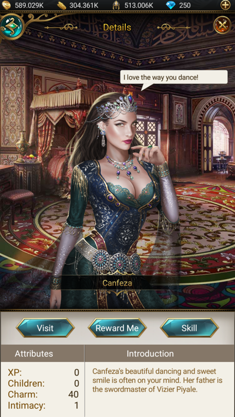 Consorts and Heir Game of Sultans Walkthrough and Tips