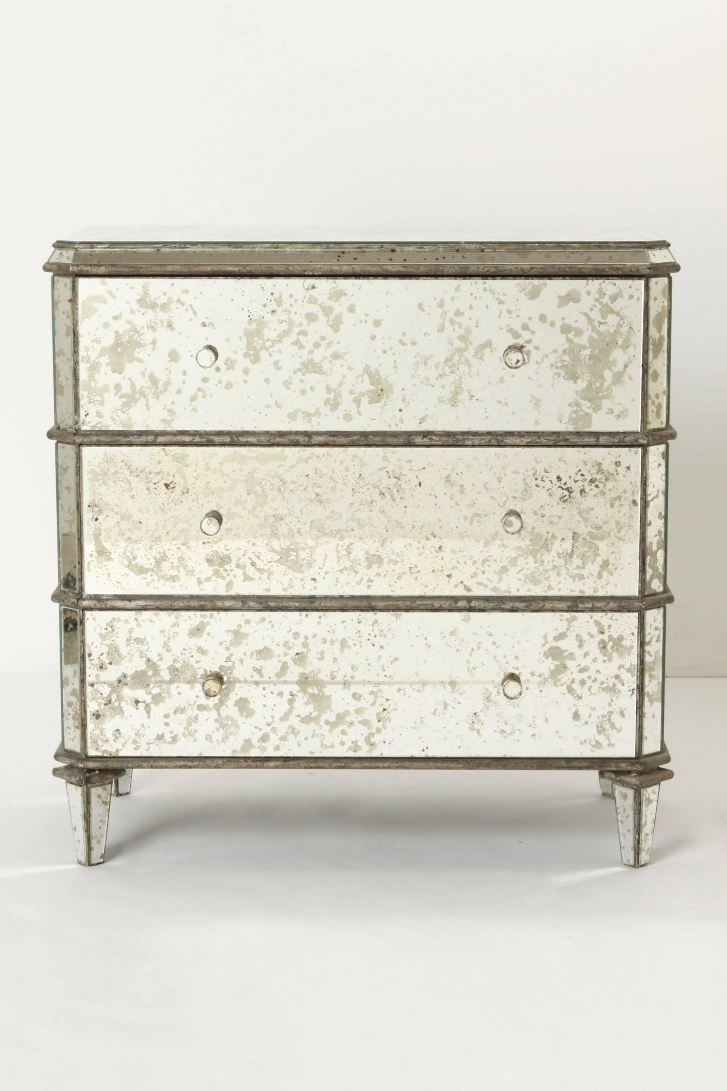 nice mirrored vintage feel mirrored - Mirrored Dresser Cheap