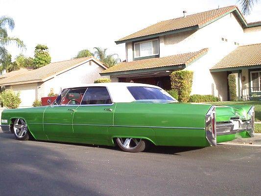1966 cadillac sedan deville 9500 Possible trade  100043546