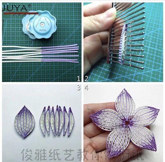 Best 11 Https S Media Cache Ak0 Pinimg Com Originals 08 38 4c 08384ca496228074e7919ad601076 Paper Quilling Jewelry Paper Quilling Flowers Quilling Techniques