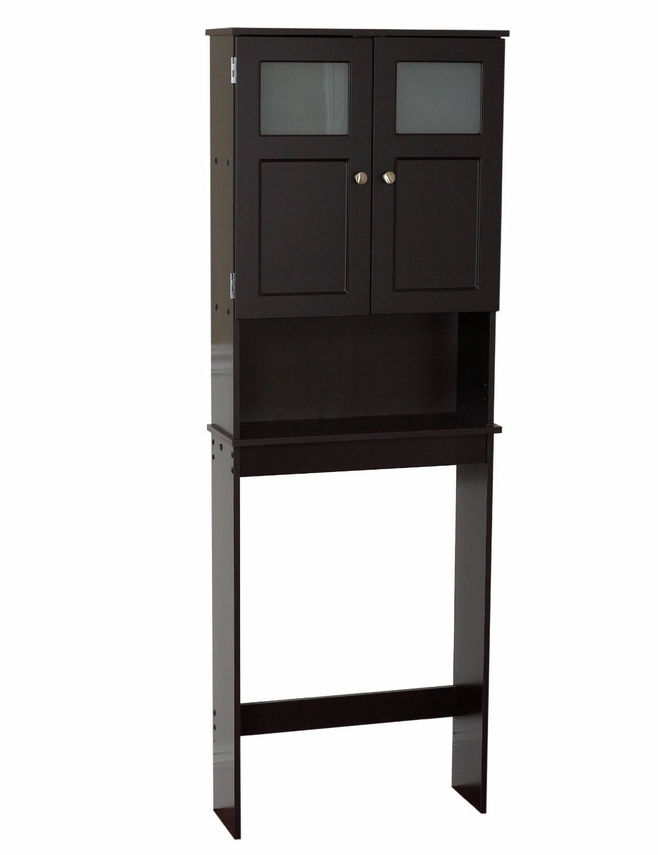 Bathroom storage cabinets dark wood | ideas | Pinterest | Bathroom ...