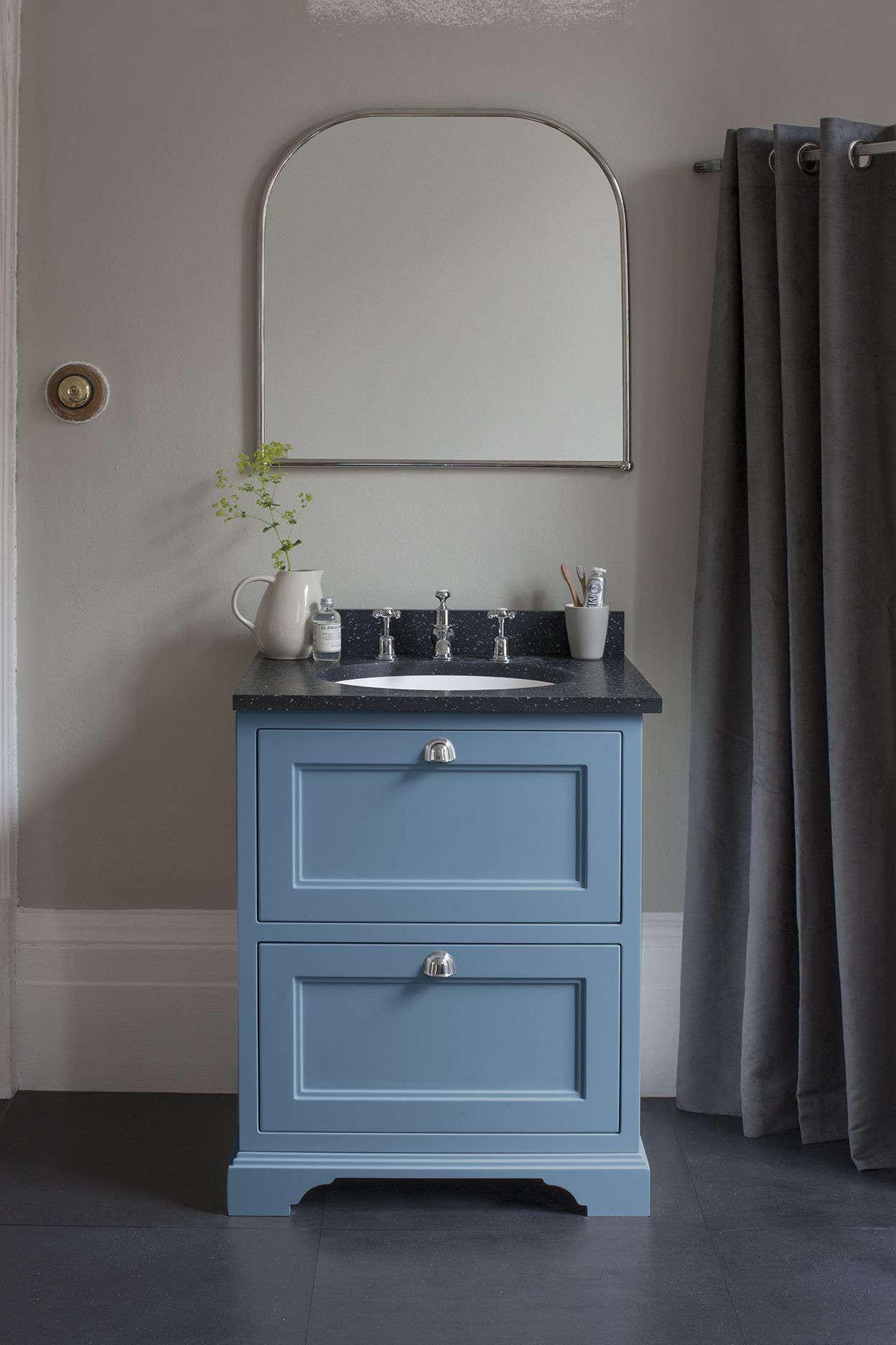 All of our matte white furniture is supplied ready for you to paint ...