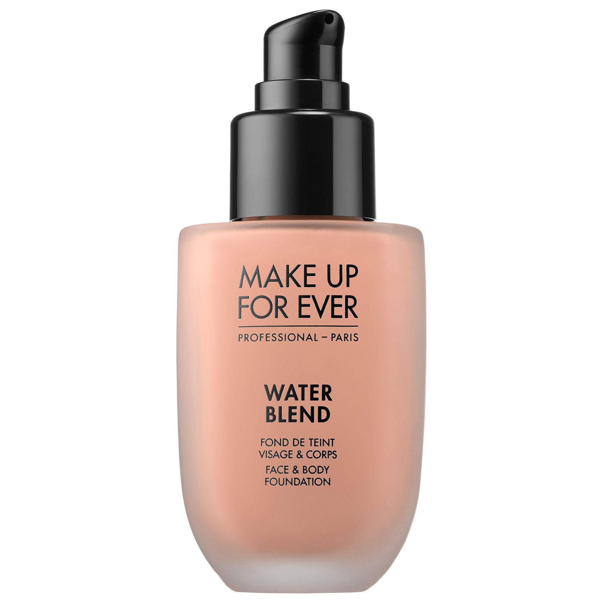 Water Blend Face & Body Foundation Maquillaje, S. a