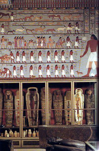 https://flic.kr/p/5R1bJr | Case_Wall | Saal 1 der Ägyptisch-Orientalischen Sammlung im Kunsthistorischen Museum