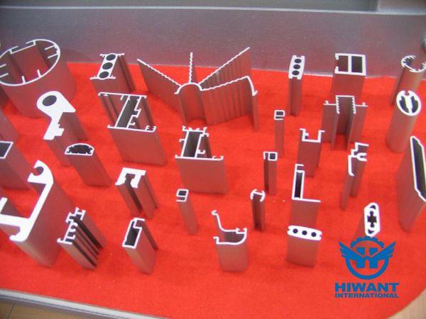 Hiwant Aluminium Industry All Kind Of Processed Aluminium Profile For Industrial Aluminium Products Aluminium Windows And Door Aluminium Alloy Products