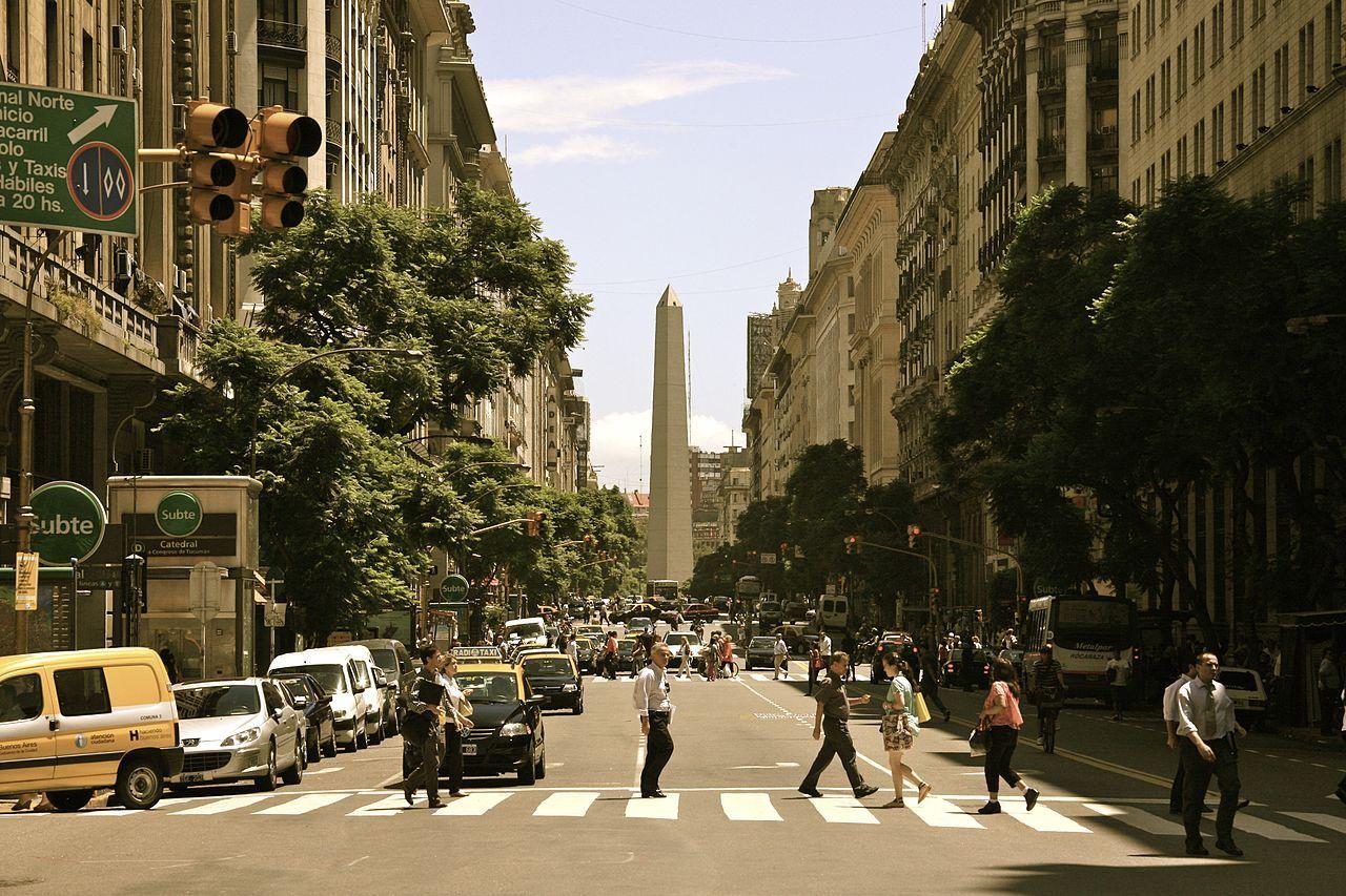 Corrientes Avenue