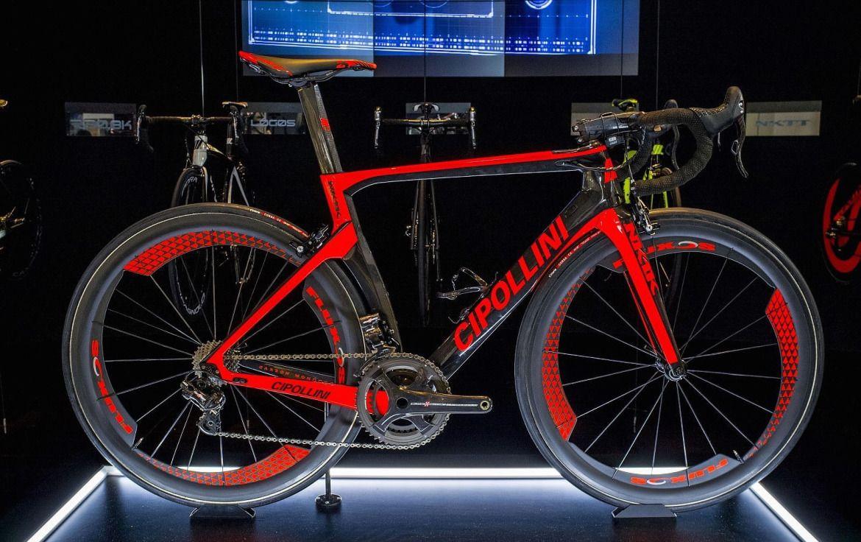 Mcipollini Nk1k Road Bike With Images Road Bike Bicycle