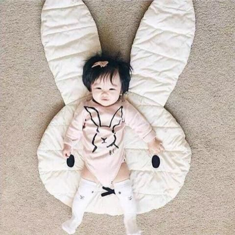 Baby Bedding Set Blanket Kids Rabbit Room Decoration