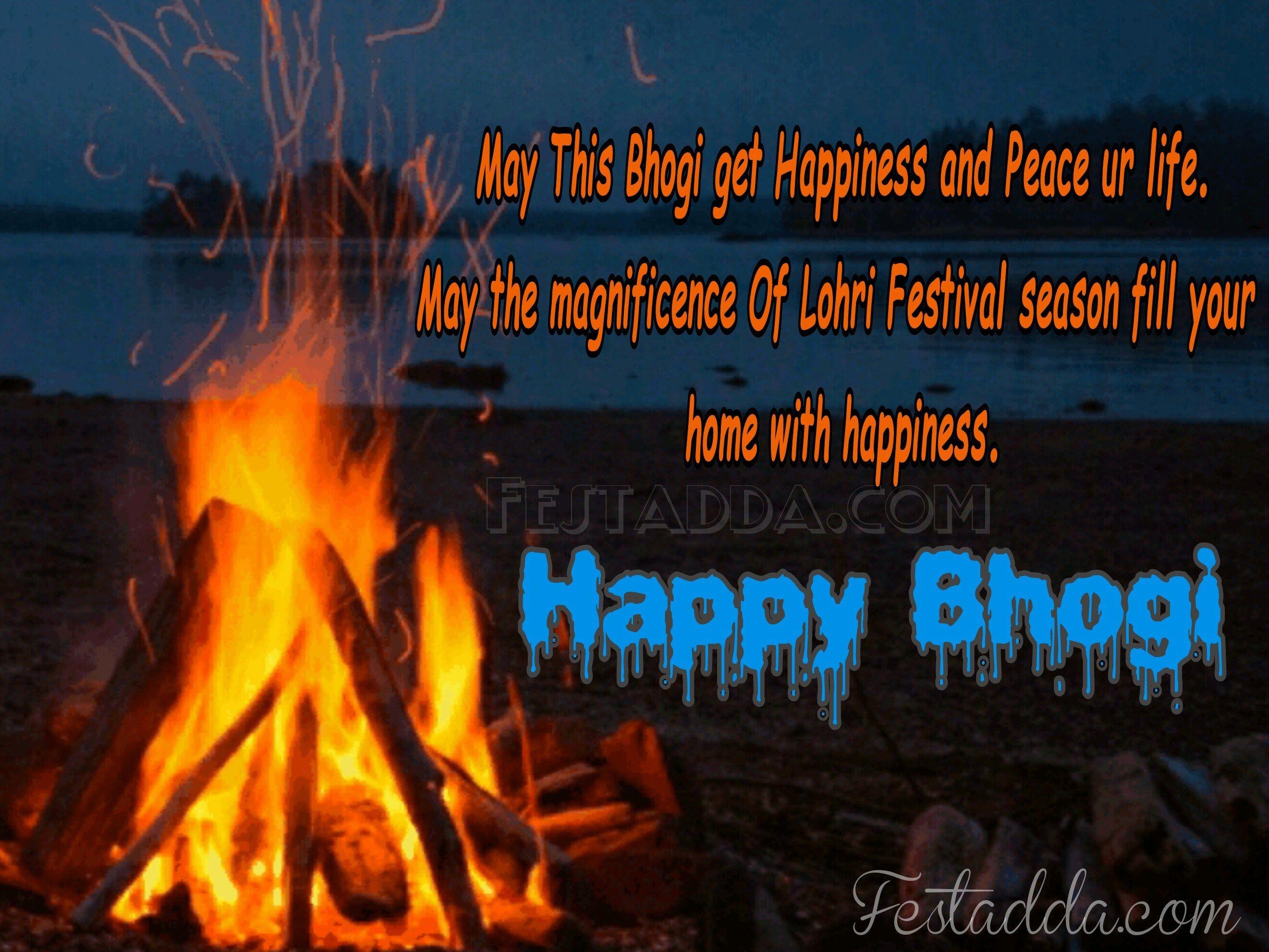 Latest Happy Bhogi Sankranti 2020 Wishes Images Full HD ...