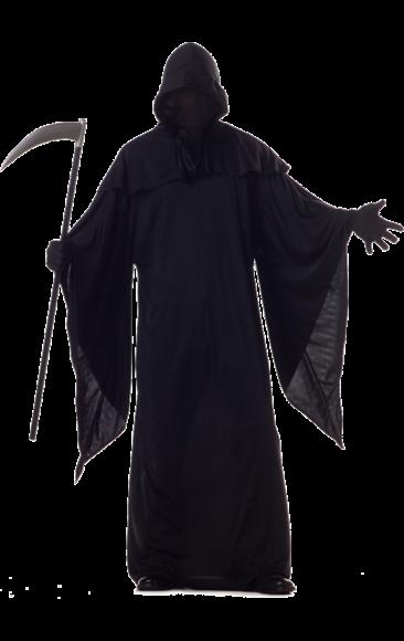 c69c57f318 Adult Halloween Grim Reaper Costume