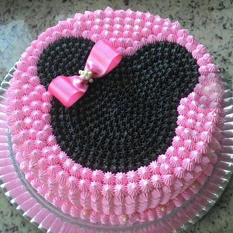torta plnková minnie mouse