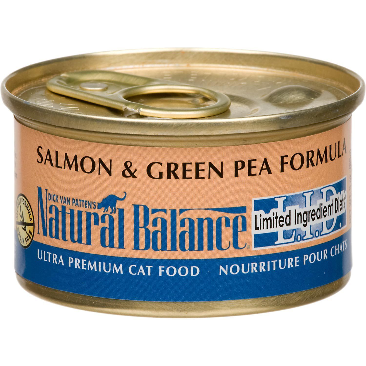 Natural Balance L.I.D. Limited Ingredient Diets Salmon