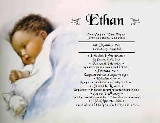 PERSONALISED FIRST NAME ORIGIN MEANING SCROLL CERTIFICATE XMAS BIRTHDAY GIFT