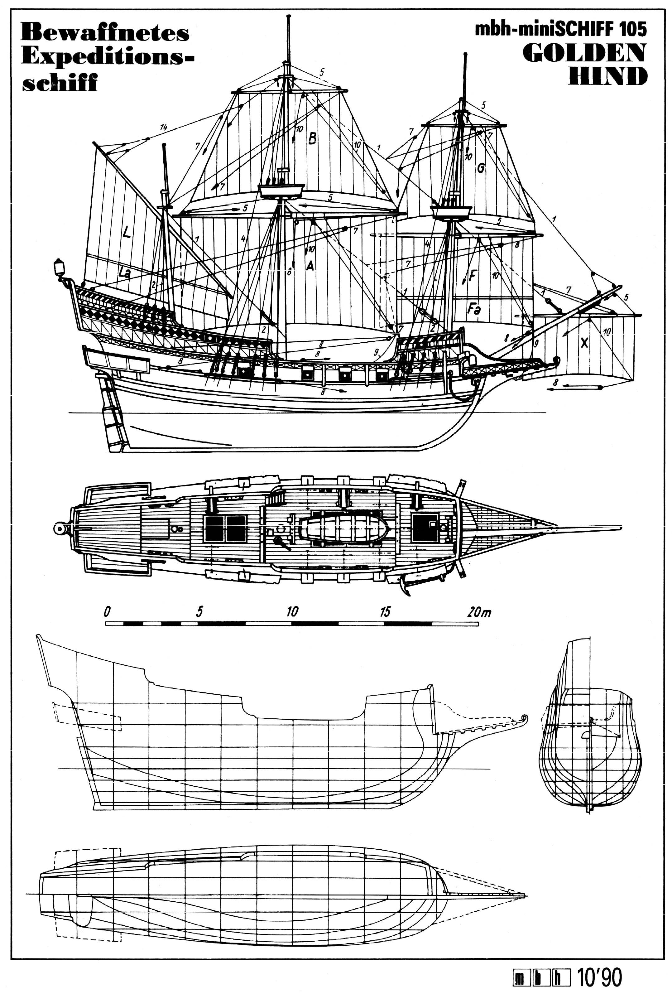 Tmp Your Pirate Ships Design From Which Decade Topic Sailing Ship Model Pirate Ship Model Model Sailing Ships
