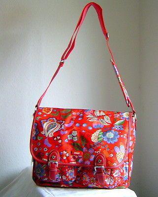 Shoe Charms 150955 Oilily Las Messenger Bag Large Colour Scarlett It Now
