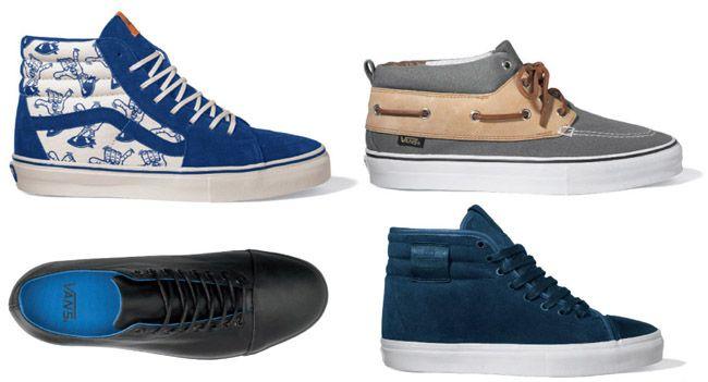 Vans Vault May 2010 Sneaker Collection | Sneakers, Sneaker