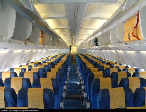 Freedom Air 737 300 Cabin Image Via Google Copyright Owner Air