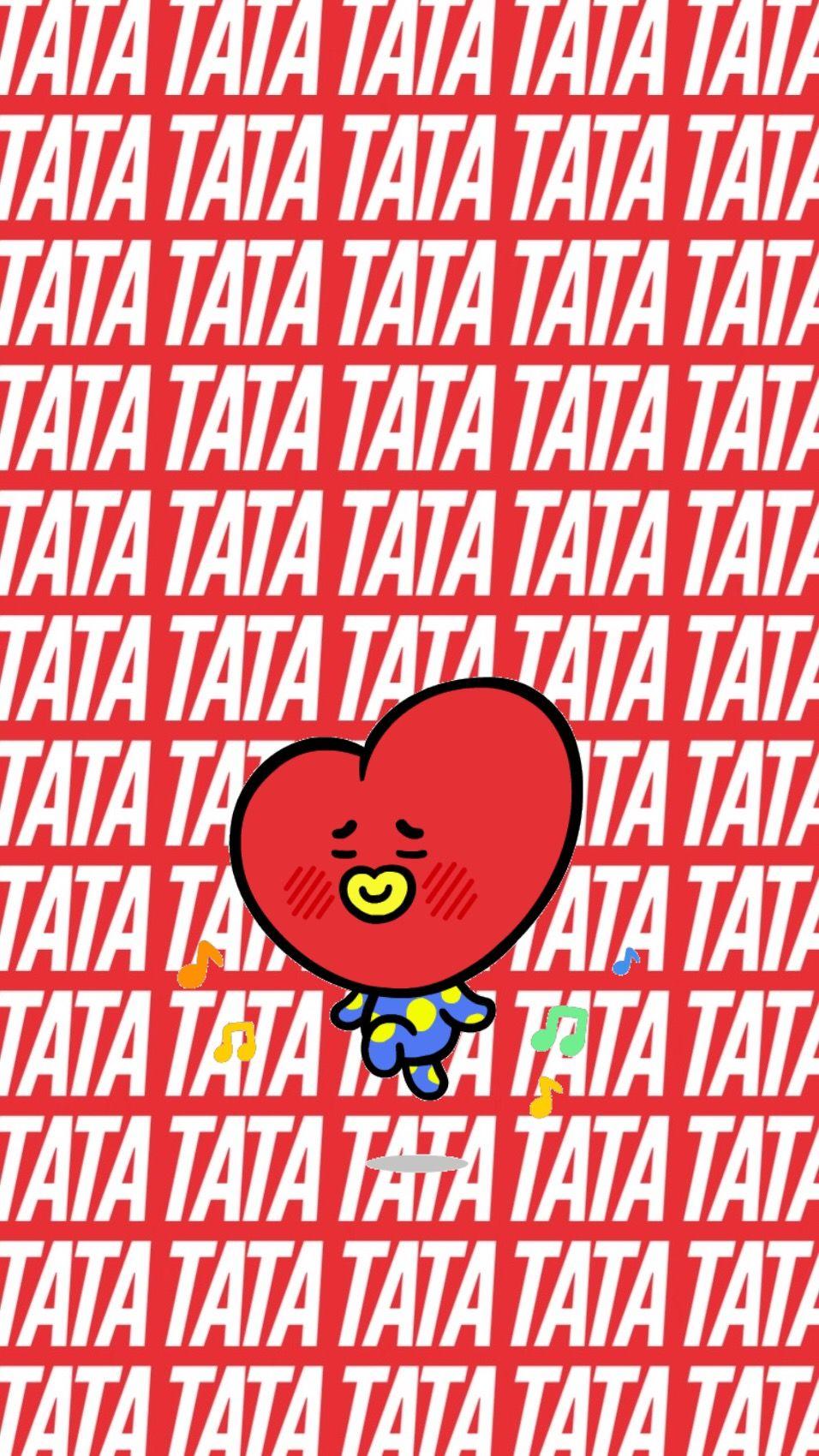 Bts Tata Wallpaper Kimtaehyung V Bt21ℓikye Tniѕ Ri Fsℓℓsw Mye Fsya