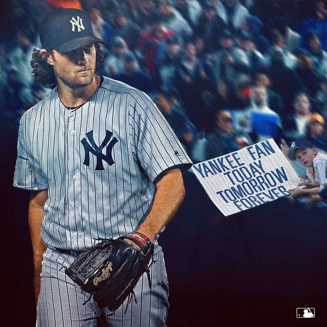 Mlb It S Official Today Tomorrow For At Least The Next 9 Years Gerritcole45 Is Baseball Big4 Bigfour B New York Yankees Yankees Fan Today