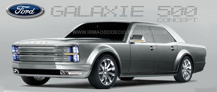 Galaxie 500 concept
