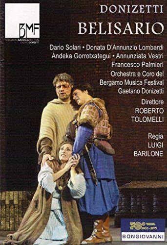 Donizetti: Belisario
